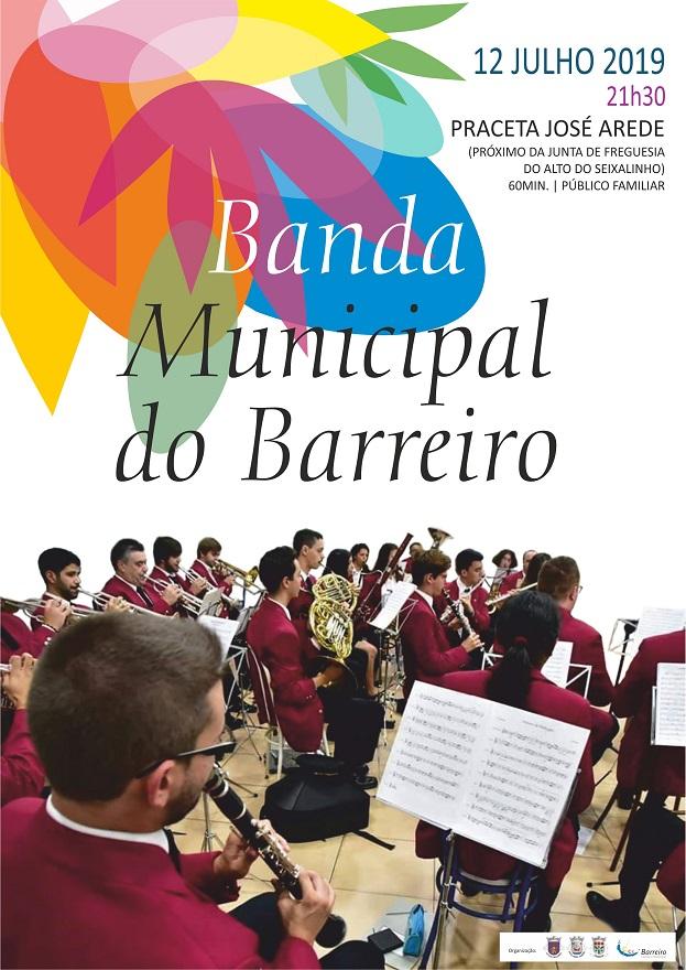 Concertos de Verão | Banda Municipal do Barreiro