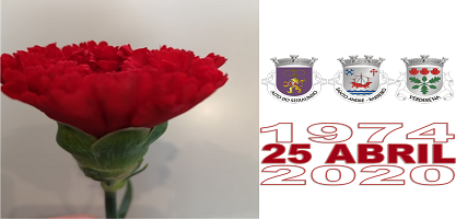 Comemorações do 46º 25 Abril