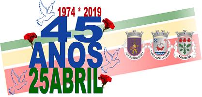 25 Abril - Hastear da Bandeira