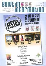 Boletim Informativo - nº 1 ( Junho 2014 )