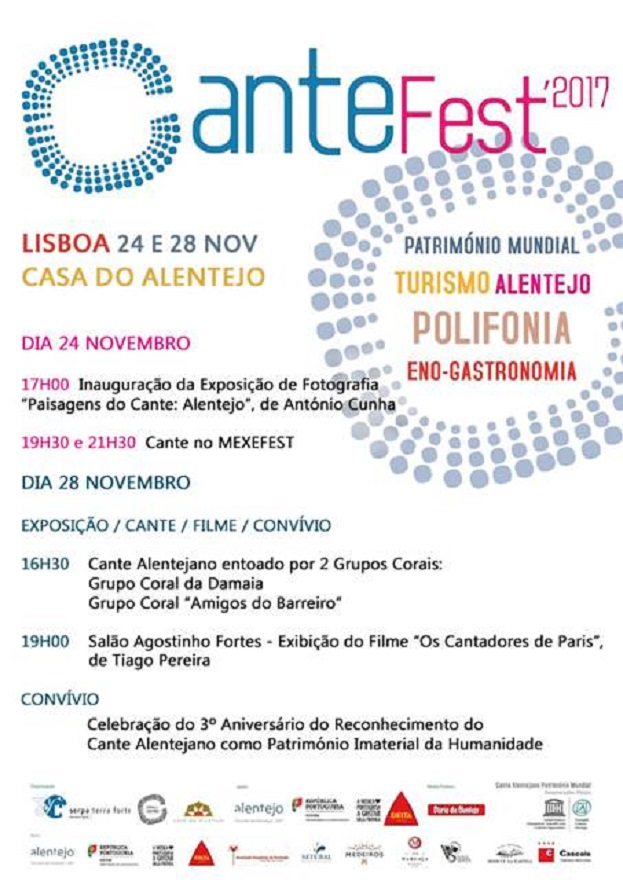 Festival de Cante Alentejano