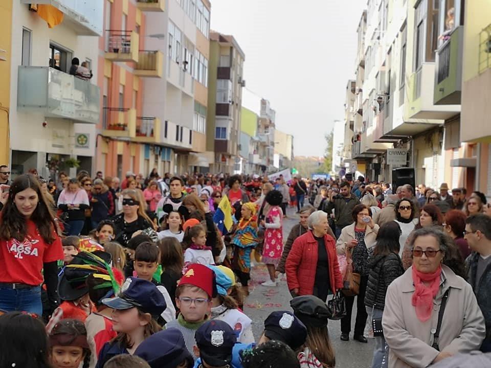 Carnaval da Comunidade Educativa 2019