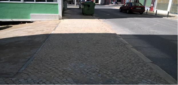 Passeio na Rua José Augusto Pimenta