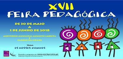 XVII Feira Pedagógica