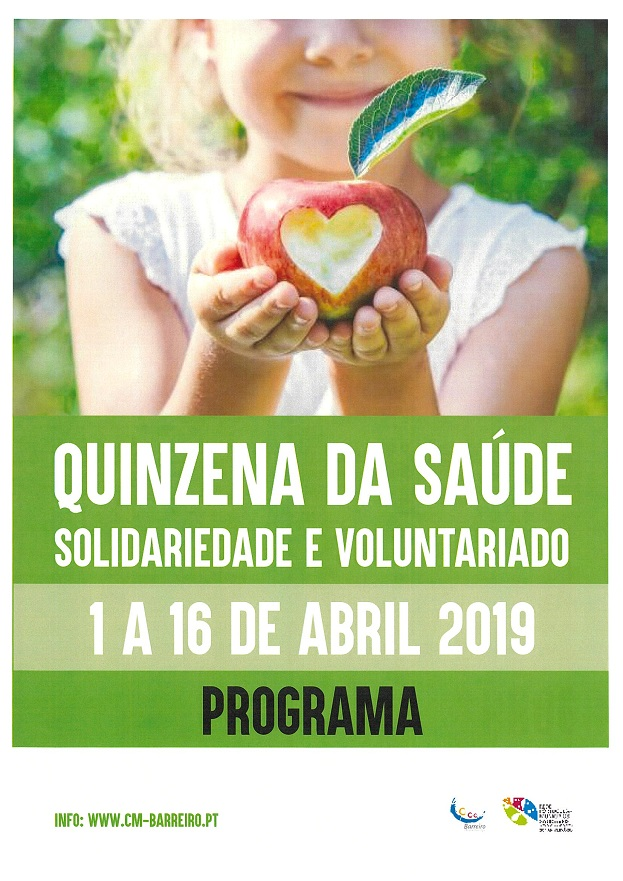 Quinzena da Saúde, Solidariedade e Voluntariado