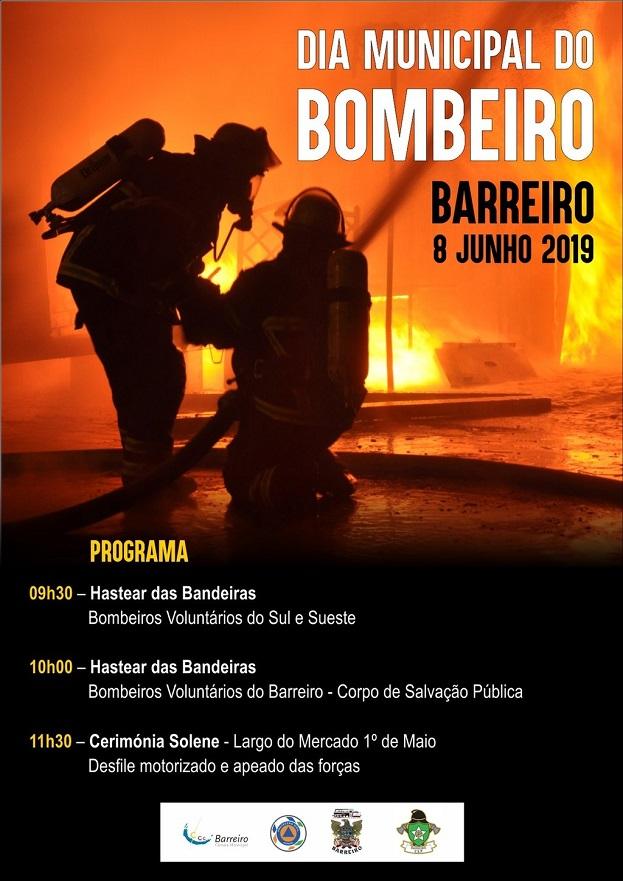 Dia Municipal do Bombeiro