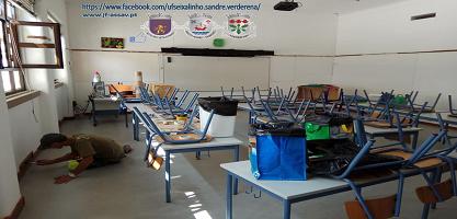 Manutenção dos Jardins de Infância e Escolas do 1º Ciclo