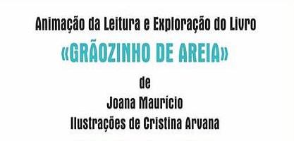MONSTROS MARINHOS - GRÃOZINHO DE AREIA