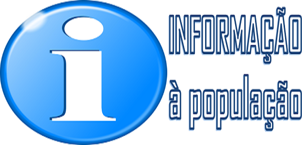 Informação à população - Listas Telefónicas