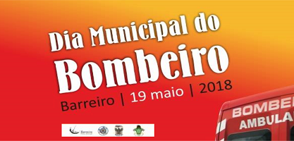 Dia Municipal do Bombeiro