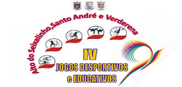 IV Edição dos Jogos Desportivos e Educativos