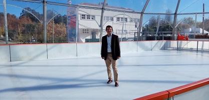 Pista de Gelo - Parque da Cidade