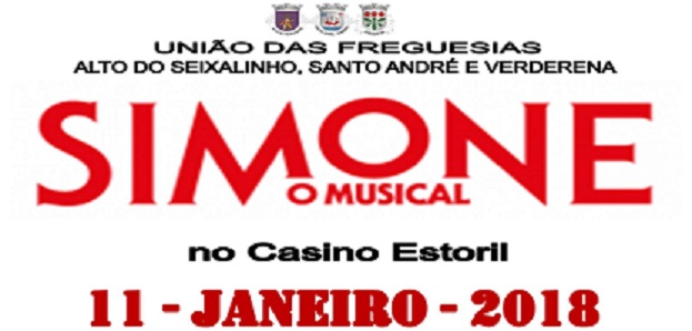 Simone, o Musical - Ida ao Teatro